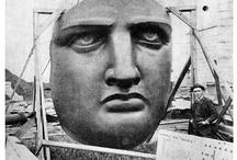 Estatua de la Libertad / Fuente: Historic American Buildings Survey/Historic American Engineering Record -  http://goo.gl/FPorw