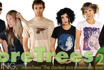 moreTrees in the Press / The press reviews the believes, values, and products of moreTrees clothing company...  www.moreTreesclothing.com