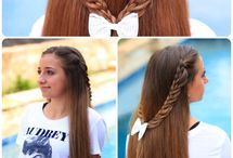 Cute Hairstyles / .