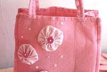 FELT CRAFTS / For felt and fabric materials