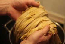 Økologisk pasta, ris og korn / Lækre pasta- og risretter, hjemmelavet pasta og retter med korn