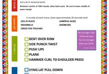 21 Day workouts