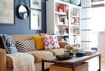 new house- living room