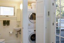 Washing house