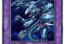 Yugioh Cards / by Beth Blecherman