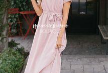 šaty denní letní