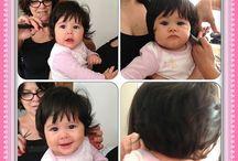 Crianças / Primeiro corte de cabelo