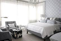 bedroom ideas / by Crookedeyebrow