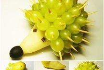 traktatie van fruit