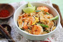 Chinese, Thai ,