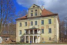 Rząsiny - Pałac