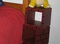 Mario Bedroom For Wills!