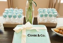 Chase's 2nd Birthday - Chase & Co. / Chase & Co. Tiffany Themed Birthday Party