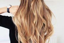 Konfi hår