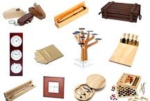 Gadżety drewniane/ Wooden Accessories