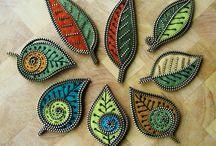 ZipperArt / by Lisa Jelle -Kaleidoscope Art&Gifts