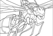 Magical Coloring Pages