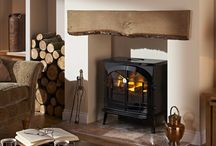 Dimplex Opti-myst Fires / The beauty of a real fire. The simplicity of electric.