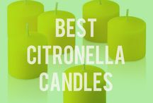 Best Citronella Candles – Mosquito Candles That Work / A method, that many don't consider as a good way to repel mosquitoes, but that is quite efficient, especially if you know what products to buy, is using mosquito candles to keep the mosquitoes away. So see which is the best citronella candle and which one of these candles will be most suited for you. http://bit.ly/1RcK1KC