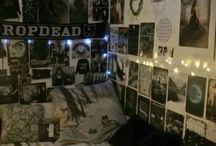 Punk Bedroom