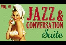 WIKIJAZZ / SIMPLY MUSIC, glamour, fashion, Jazz and conversation suite, swing, vocalist, New York, Glenn Miller, The Ink Spots, Count Basie, Louis Jordan, The Mills Brothers, jazz lounge, play boy festival, big bands, Harlem, pop records, american songbook, chill out, Stan Getz, The Ink Spots, Louis Jordan, big bands, Harlem, pop records, American songbook, Les Paul, Clifford Brown, relaxing cafe lounge music, cocktail bar, vintage, soul, Ella Fitzgerald, Miles Davis, Quincy Jones, the Andrews sisters