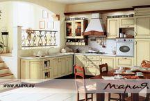 Итальянский дом и интерьер