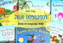 Julia Donaldson author study