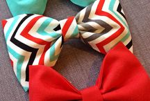 B O W S  / I mean... Who doesnt love Bows??