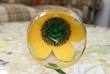 Glass painting g ideas