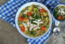 "Chicken Recipes / Favourite homestyle chicken recipes from ""no food waste"" website, leftoversfortwo"