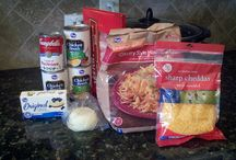 Crock pot receipes / by Angel Sewell