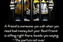 My awesome friends / by Judith Viljoen