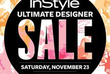 InStyle Ultimate Designer Sale / InStyle has partnered with Australian charity Dress for Success to host the InStyle Ultimate Designer Sale in Sydney on Saturday, November 23 at Doltone House Hyde Park.  Receive up to 80 per cent off clothing, shoes, jewellery and bags from coveted Australian and international brands and designers! Prices start from as little as $20. Hurry to purchase VIP tickets to ensure you don't miss out on the sale event of the year! Head to instylemag.com.au to puchase your ticket now.