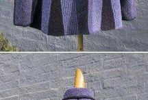 sacou tricotat