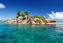 Tropical Islands  / by Princess Lishy
