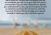 Beach Inspiration / by Nancy Enders