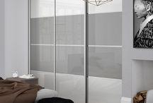 panel sliding closet doors