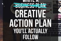 creative bussines plan