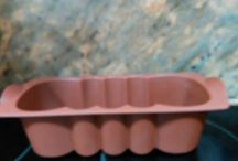 moldes de silicona de tupperwer / Pasteles muy rápidos en microondas