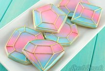 Glam cookies