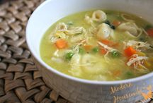 Soups for the winter / by Janelle Bascom