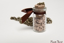 Things I am going to make with my cute little bottles