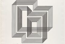 DRAWING | Josef Albers / Drawing for Architects | Colour, Lineweight and Geometric Form by Artist Josef Albers