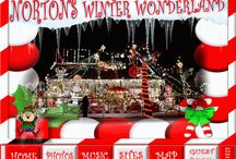 Holidays Around Burbank! / Look here for inspiring Holiday decorations, decorating ideas and more!