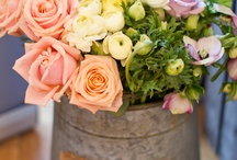 "Fab Florals / Laura Burkitt, Brides lifestyle stylist: ""Unusual centrepieces, bouquets for all budgets and exciting new florists - this is your flower inspiration sorted!"" / by Brides Magazine"