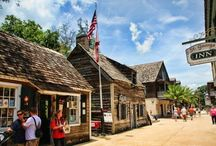 Towns to visit in Florida