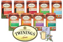 Twinings of London / Premium Teas, organic & fair trade! gourmetint.com