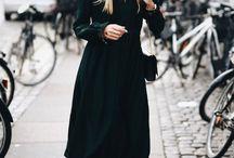 Zwarte Outfits