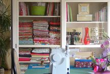 Sewing, Fabrics and Crafts Oh My! / It's what I do! It's what I love. I make things.