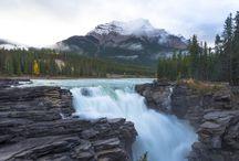 Edmonton, Jasper, Surrey, Victoria, Vancouver